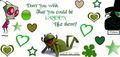 Green - kermit-the-frog fan art