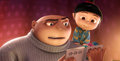 Gru and Agnes  - despicable-me photo