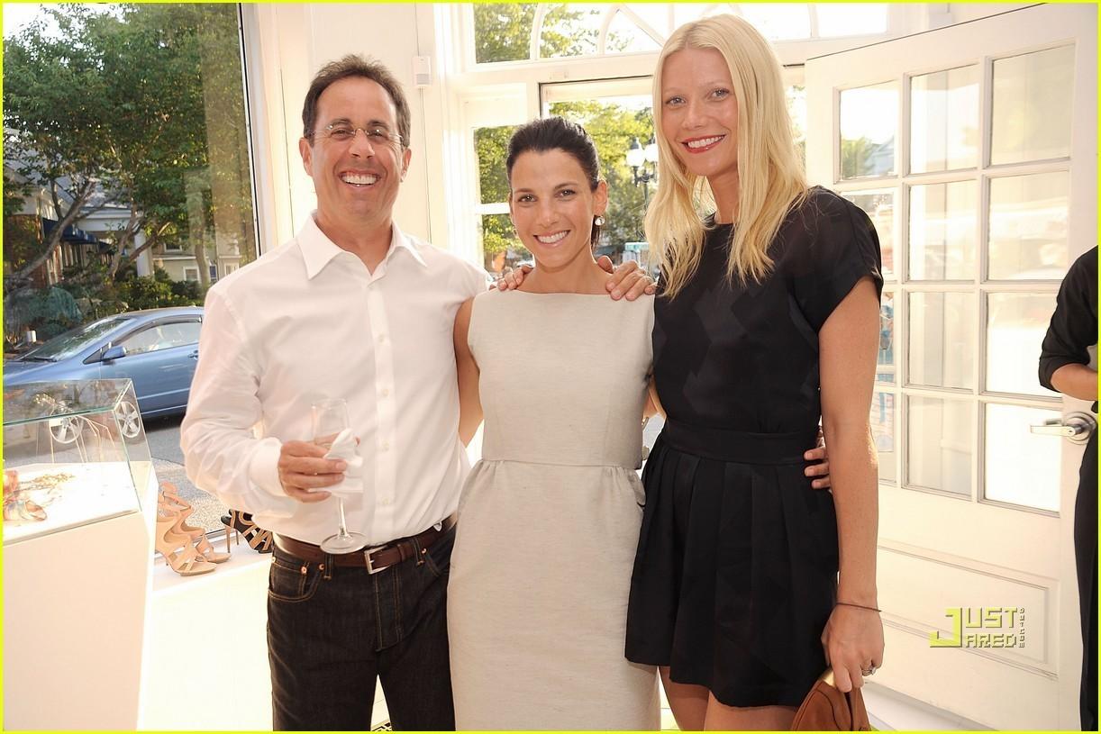 Gwyneth Paltrow: Baby Buggy with Jessica Seinfeld!