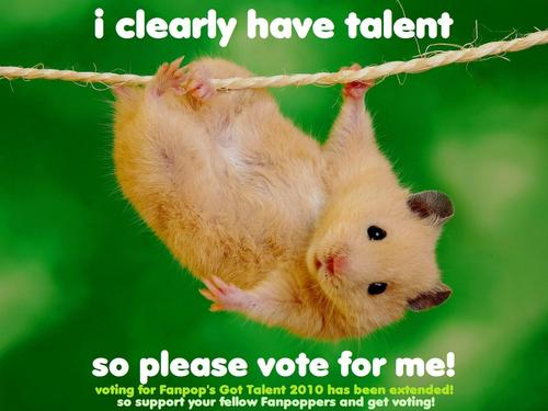 Hang On... あなた Haven't Voted Yet?!