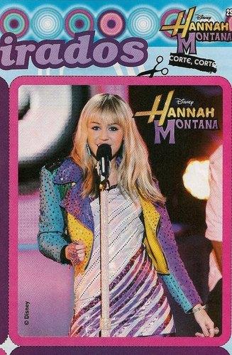 Hannah Montana 3 Card