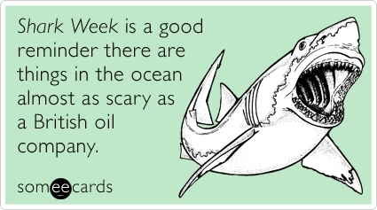 Happy Shark Week ! :D