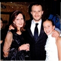 Heath with his mom and his sister Ashleigh