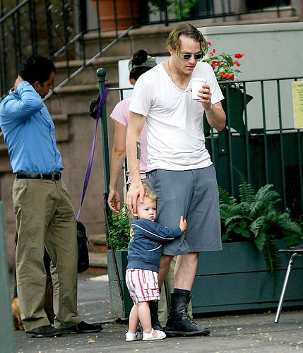 Heath and Matilda :[