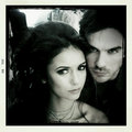 Ian + Nina - damon-and-elena-and-ian-and-nina photo