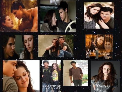 Jacob, and Bella