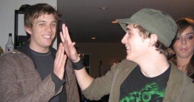 Jake & Kyle!!<3