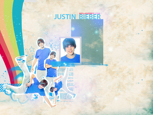 Justin Bieber wallapper