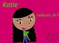 Katie (Katherine) for LadyLyric_812! - total-drama-island fan art