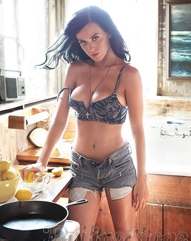 Katy Perry Mark Seliger Photoshoot