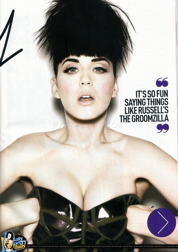 Katy Perry More! Magazine