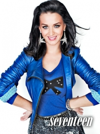 Katy Perry Seventeen Magazine Photoshoot