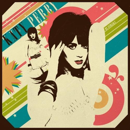 Katy Perry Vintage