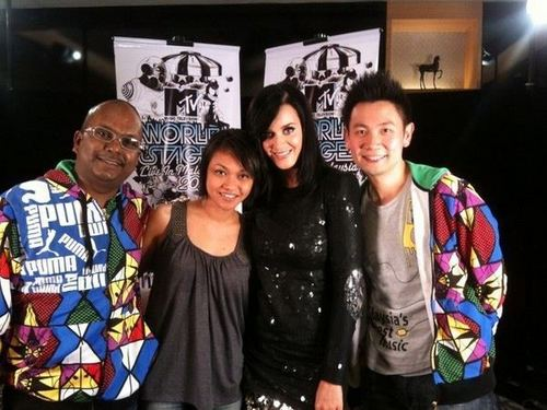 Katy Perry at mtv World Stage July 30