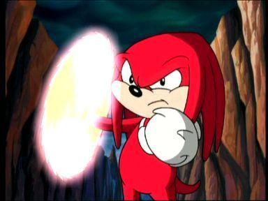 Knuckels (Sonic Underground)