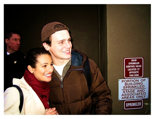 Lea and Jon