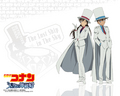 Lost Ship in The Sky - detective-conan wallpaper