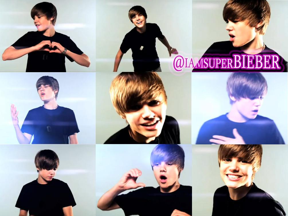 Love me, mosaic Justin Bieber - Justin Bieber 1005x754