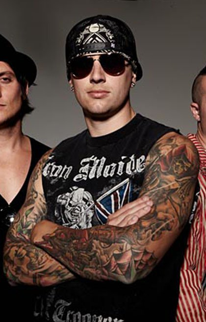 m shadows tattoos-#22