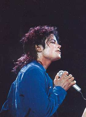 The Bad Era achtergrond entitled MJ