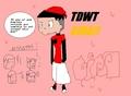 Me in Tdwt mode - total-drama-island fan art