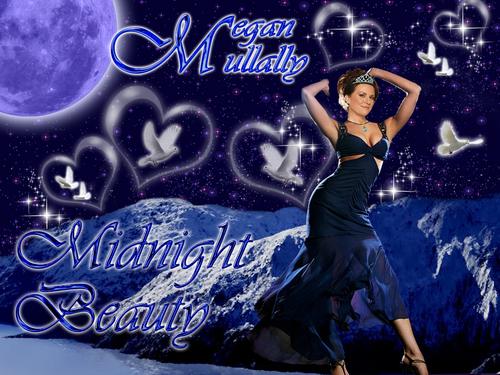 Megan Mullally Midnight Beauty