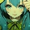 Miku Hatsune icoon