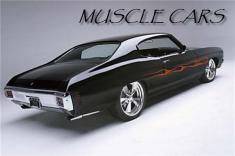 Muscle Cars!