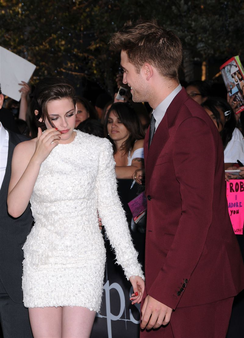 NEW Pictures From The 'Eclipse' Premiere