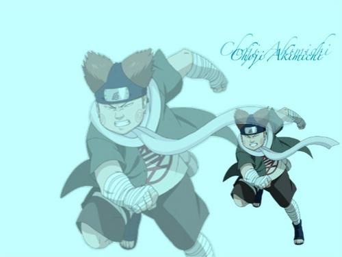 Naruto character fonds d'écran