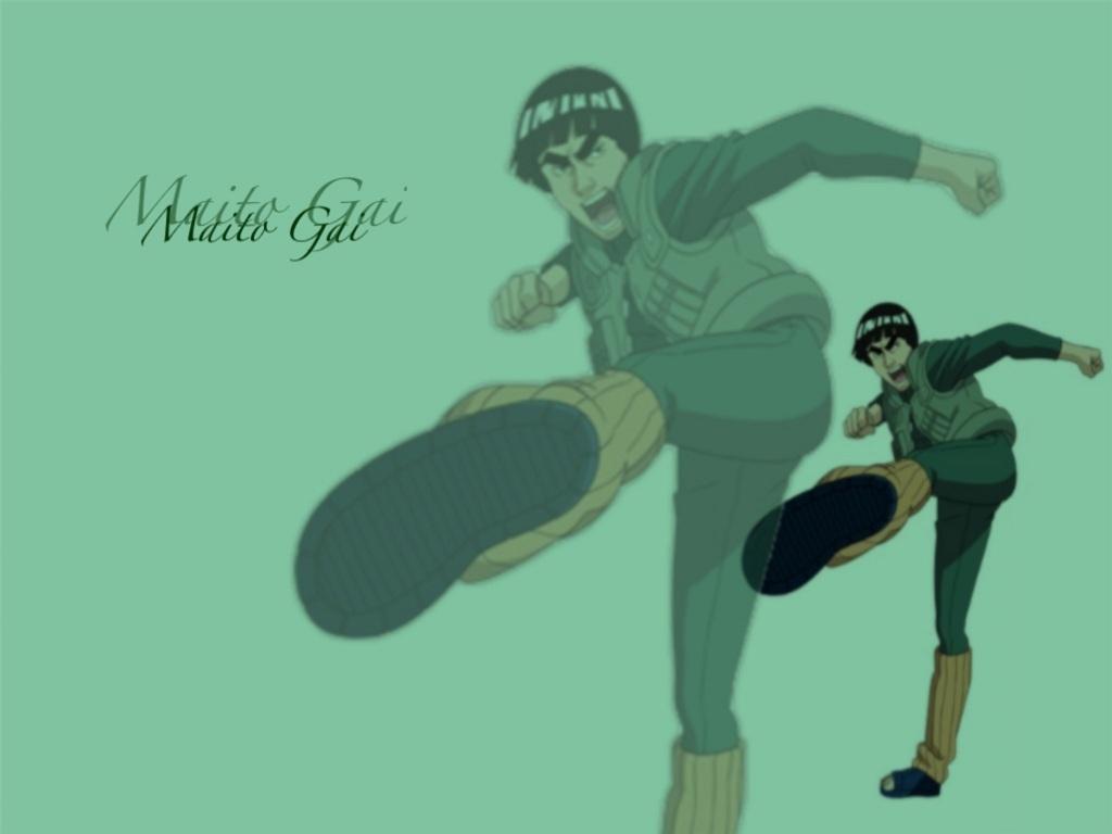 1024x768px Naruto Characters Wallpaper