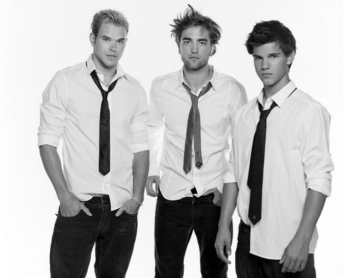 10 Re: Taylor Lautner,Robert Pattinson and Kellan Lutz on Wed Aug 04, ...