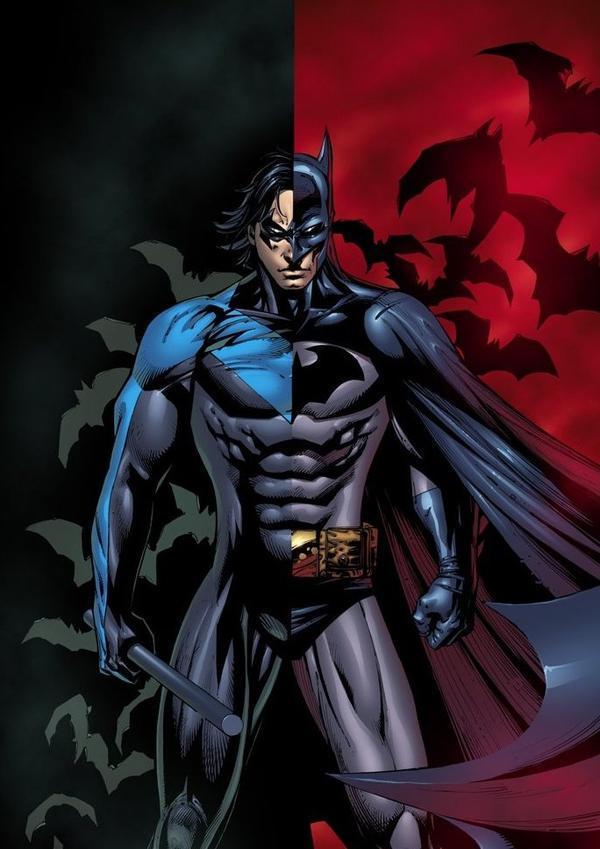 Nightwing/Batman - DC Comics Photo (14486253) - Fanpop