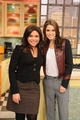 Nikki on the 'Rachel Ray Show'