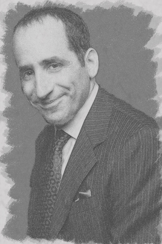 Peter Jacobson wallpaper called PJ Sketch