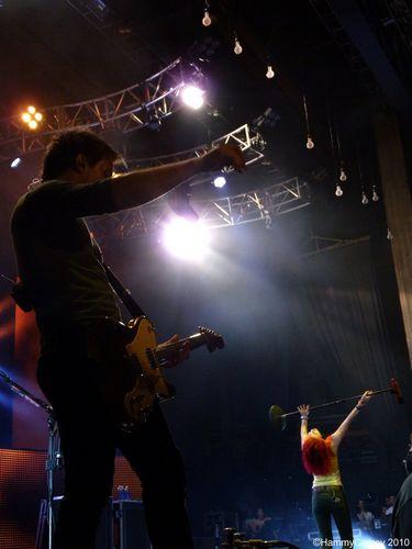 Paramore: Columbia @ Merriweather Post Pavilion [31.07.10]