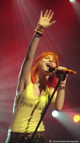 Paramore - Glens Falls, NY @ Glen Falls Civic Center [01.08.10]