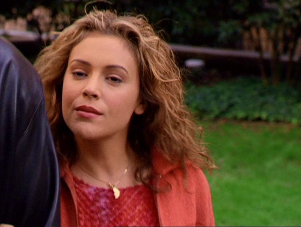 Alyssa Milano Charmed Season 3