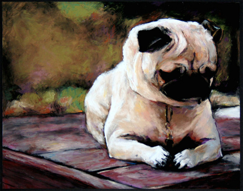 All Small Dogs wallpaper entitled Pug