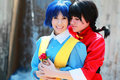 Ranma 1/2: Ranma and Akane Cosplay