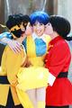 Ranma 1/2: Ryoga, Akane, and Ranma Cosplay