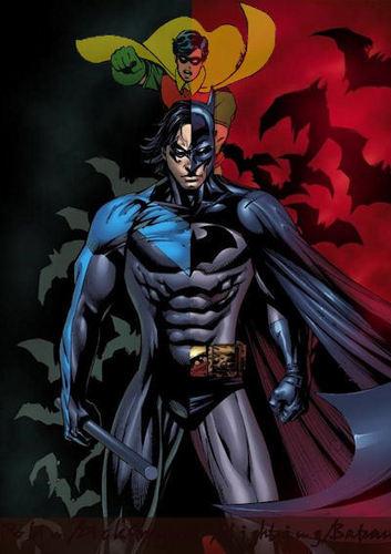 Robin/Nightwing/Batman