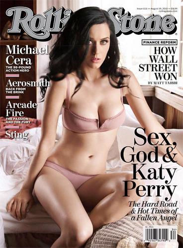 Rolling Stone Magazine - Aug. 29
