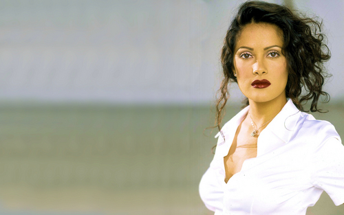 Salma Hayek Widescreen