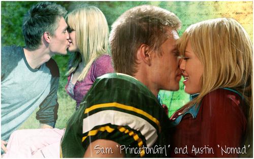 Sam and Austin