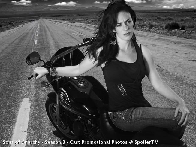 Sons Of Anarchy Season 3 - Cast Promotional PhotosMaggie Siff Sons Of Anarchy Season 6