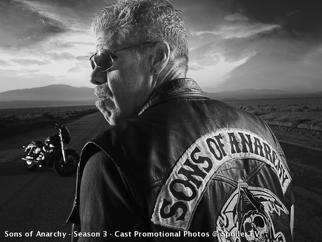 Sons of anarchy season 3 cast promotional photos