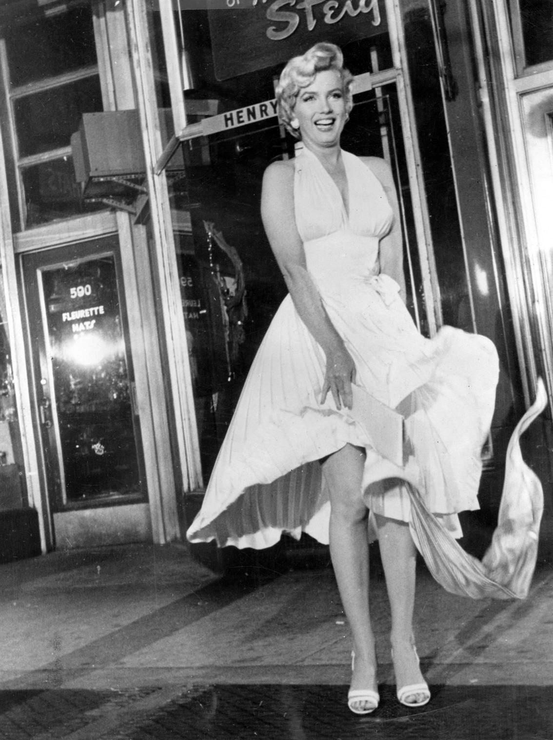 Seven Year Itch Dress The Dress Shop