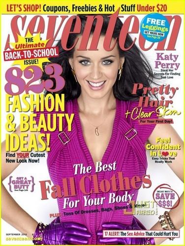 Seventeen Magazine September 2010