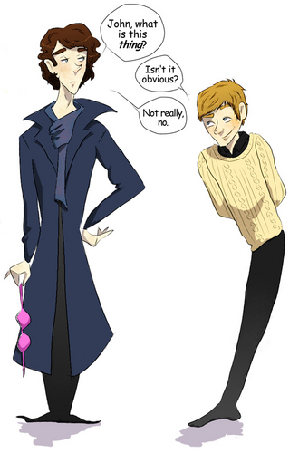 Sherlock - sherlock-on-bbc-one Fan Art